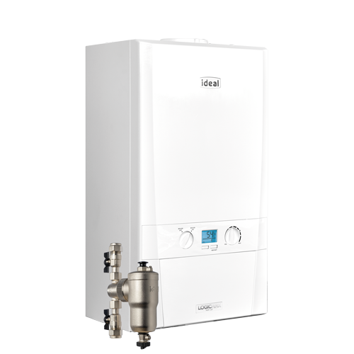Logic Max Heat Rf Ideal Filter Web Product Page