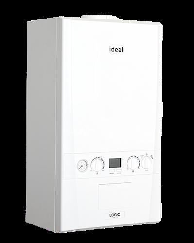 Logic Combi Right Facing Ideal Heating