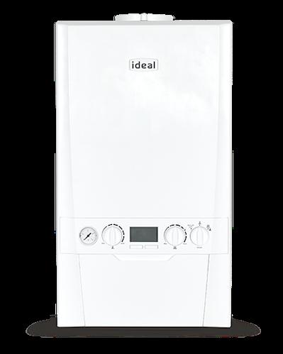 Logic Plus Combi Front Facing Ideal Heating