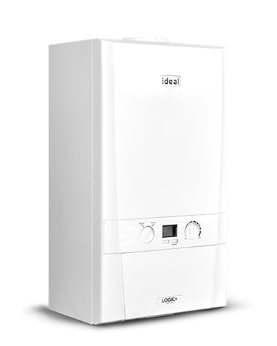 Logic Plus Heat Right Facing Ideal Heating