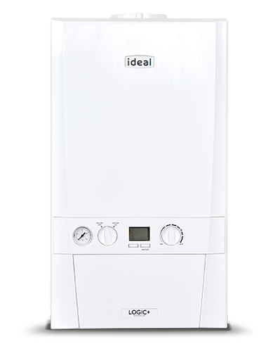 Logic Plus System Front Facing Ideal Heating