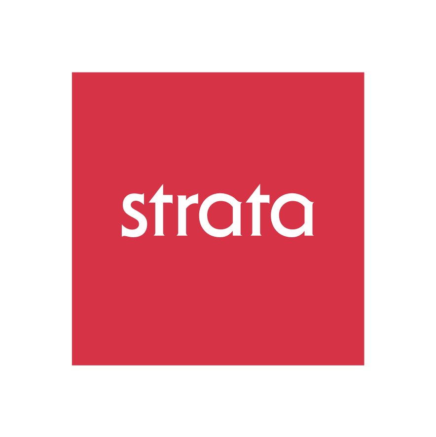 Logo Strata Red