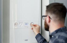Boiler Installer Teaching Customers Boiler Maintenance