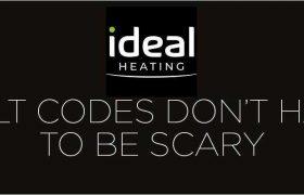 Boiler Fault Code Ideal Heating
