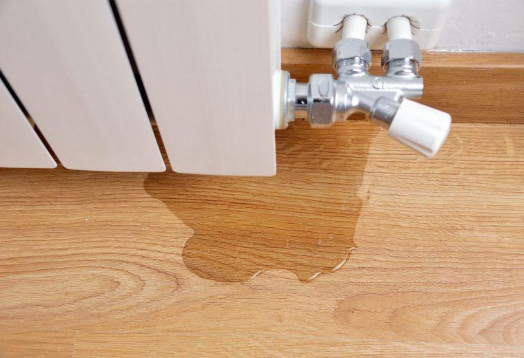 Boiler Leak