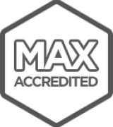 Max Accredited Support Badge