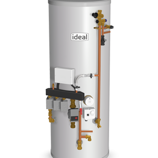 Ideal Pre Plumbed Cylinder H