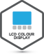 Badge Lcd Colour Display