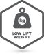 Badge Low Weight