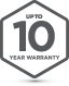 Badge Upto 10Yr Warranty