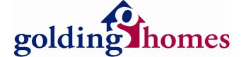 Logo Golding Homes