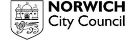 Logo Norwich City Council