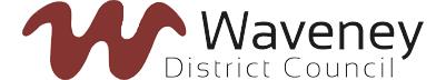 Logo Waveney District Council