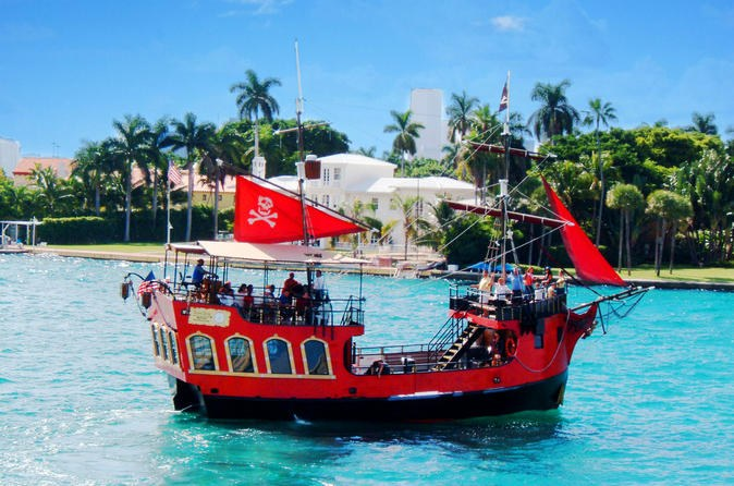 Pirates Adventures Sightseeing Tour From Miami In Miami 444869