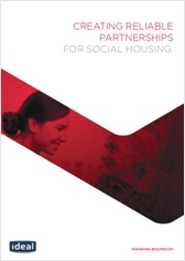 Social Housing Product Brochure Cover