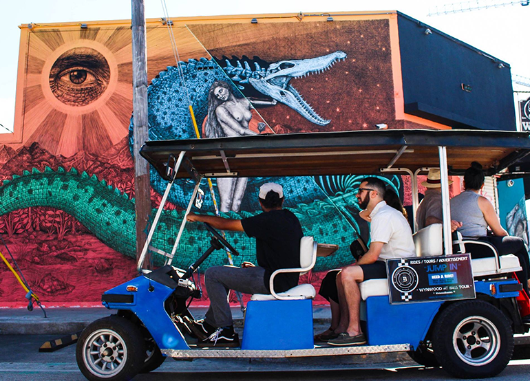 Wynwood Buggy Tour